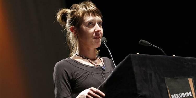 La militante basque Aurore Martin libérée sous caution à Madrid