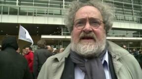 Bruxelles: Grève des fonctionnaires de l'Union européenne