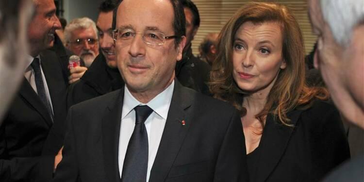 """François Hollande à Tulle dans un moment """"très difficile"""""""