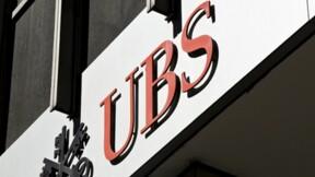 La banque suisse UBS a accusé une perte record en 2008
