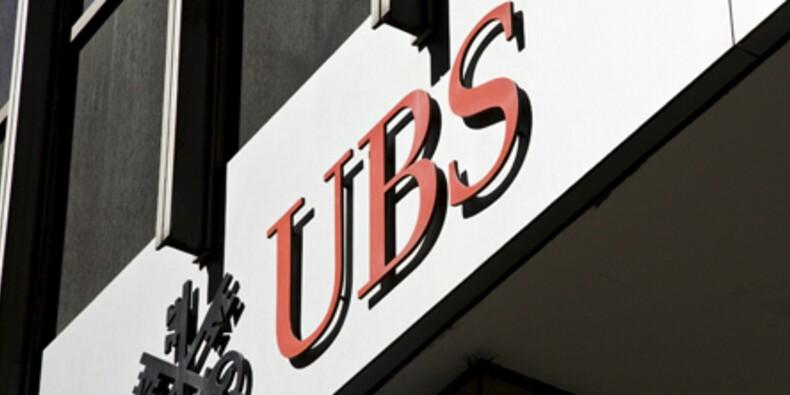 UBS affronte une fuite massive de ses clients