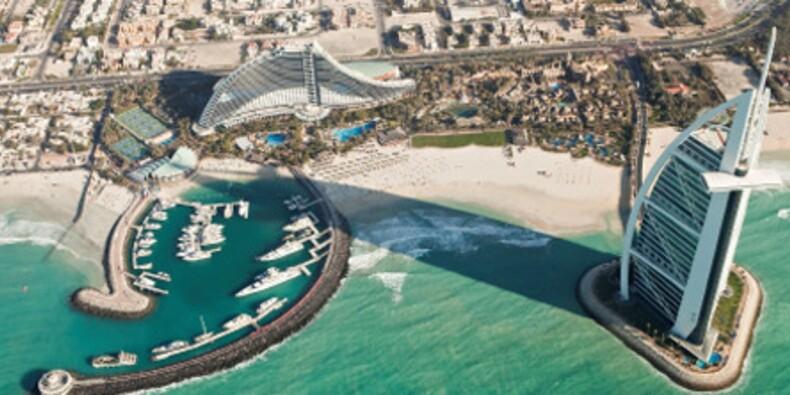 Effondrement des prix de l'immobilier à Dubaï