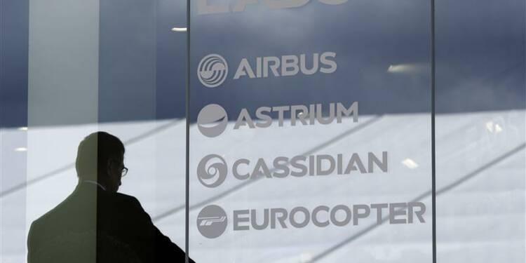 Cassidian annonce 850 suppressions de postes