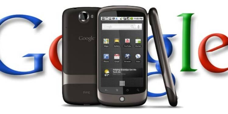 Nexus One de Google : pas mal mais peut mieux faire