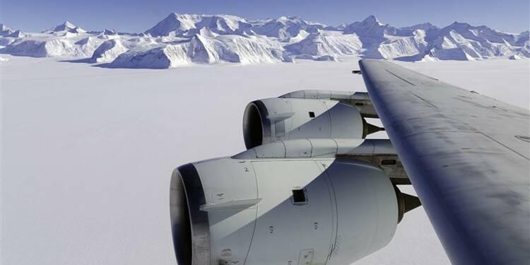 L'Antarctique Ouest se réchauffe plus vite qu'on ne pensait