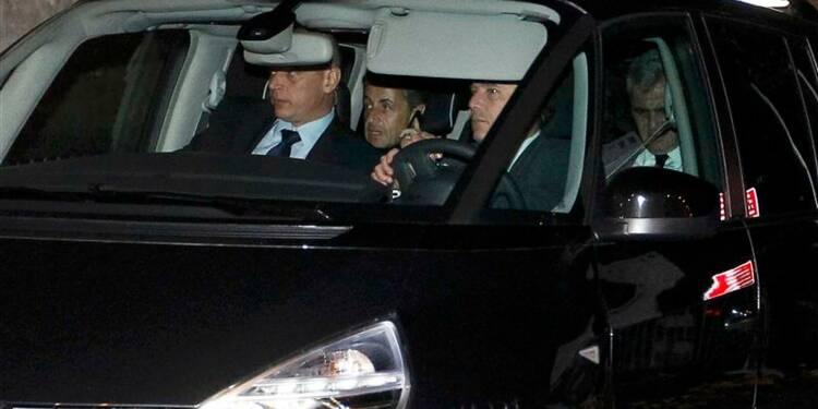 """Nicolas Sarkozy """"témoin assisté"""" dans l'affaire Bettencourt"""