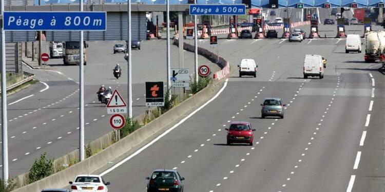 Vers une hausse de 1,9% des péages d'autoroutes en 2013