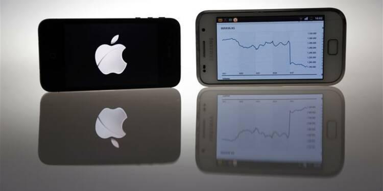 Samsung obtient l'accès à l'accord Apple/HTC sur les brevets