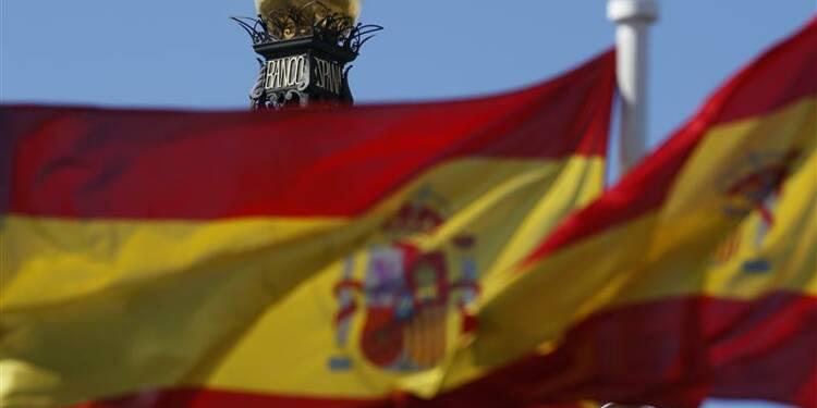 Le financement de l'Espagne avance au pas de course
