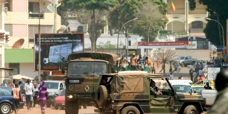 La France salue les engagements du président centrafricain