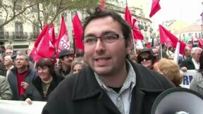 Portugal: nouvelle manifestation des syndicats contre la rigueur