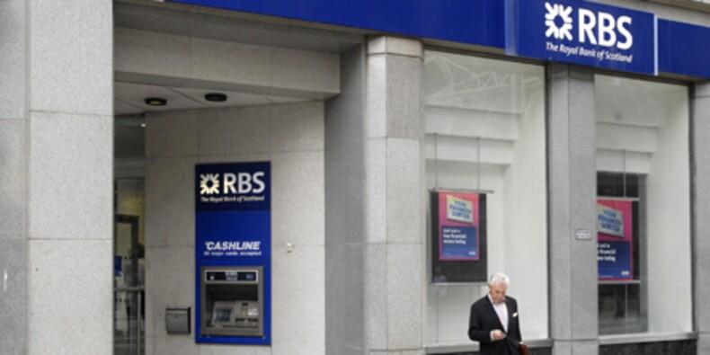 Le gouvernement britannique dévoile un nouveau plan d'aides au secteur bancaire