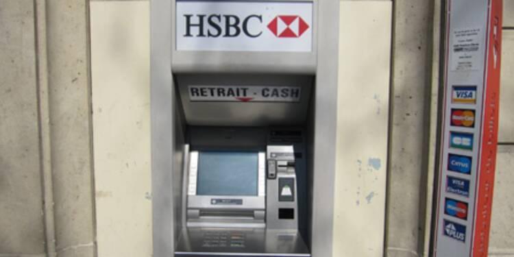 Une amende de 1,9 milliard de dollars pour HSBC aux Etats-Unis