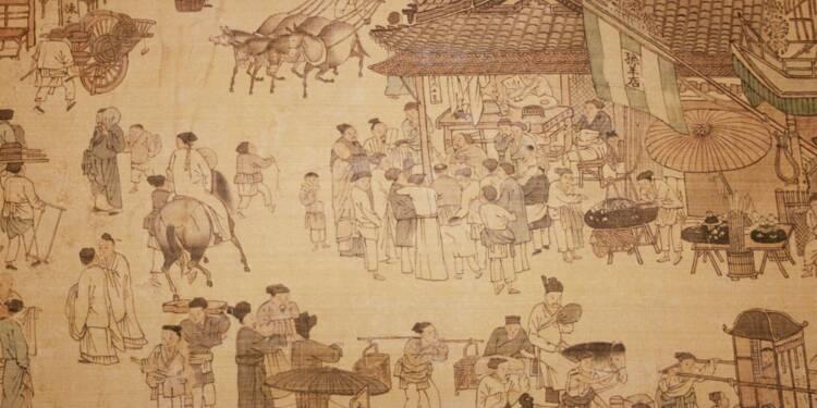 La Chine du Moyen Age, de 581 à 1279 : Un âge d'or pour l'économie, la science et la création artistique