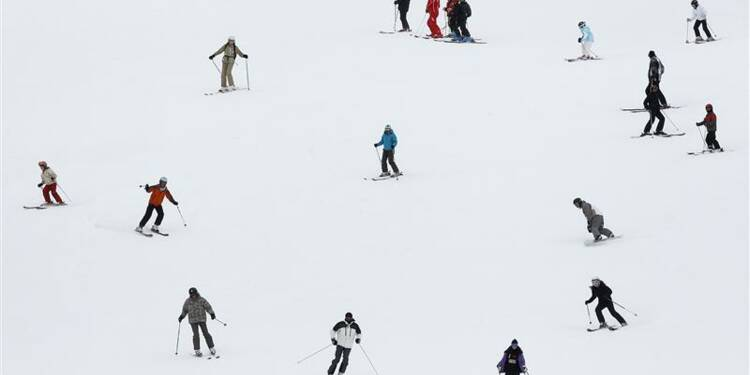 Réservations en baisse pour la saison de ski dans les Alpes