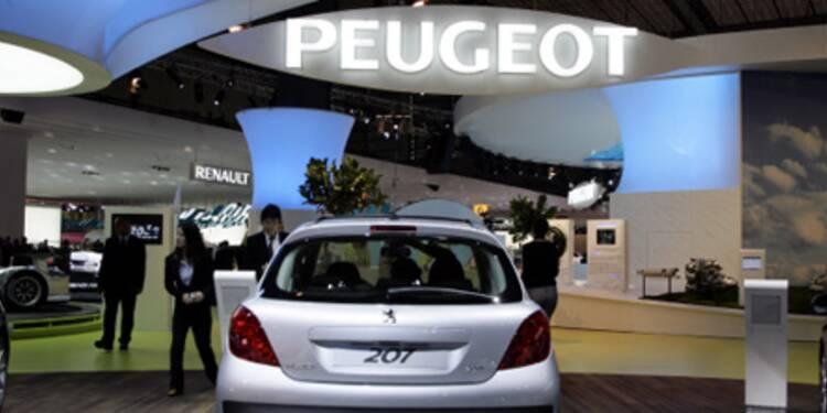 Des rumeurs d'entrée de l'Algérie au capital de Peugeot font bondir l'action