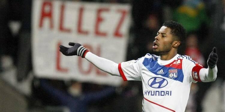 Ligue 1: Lyon marque le pas, le PSG au rendez-vous