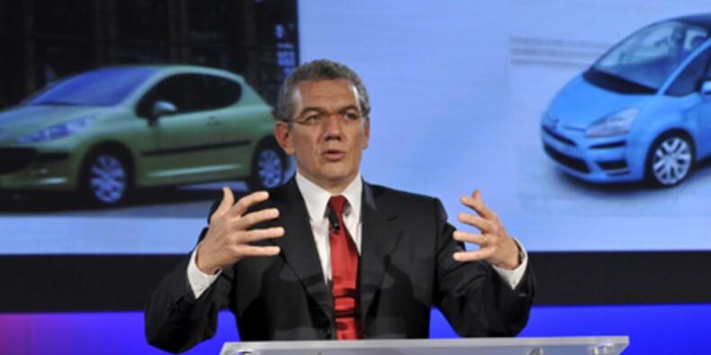 Christian Streiff éjecté de Peugeot Citroën