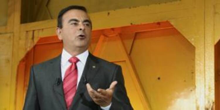 Pourquoi Carlos Ghosn prend du recul à la tête de Renault