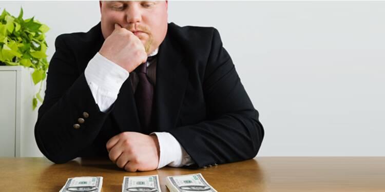 Plus un salarié est gros, plus son salaire maigrit