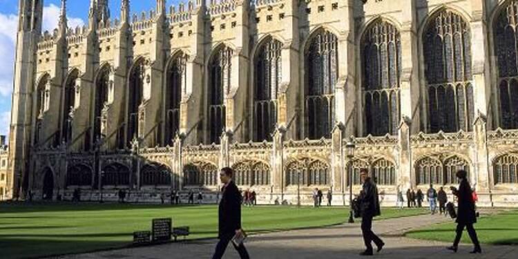 Cambridge University devient la meilleure université au monde, les françaises à la traîne