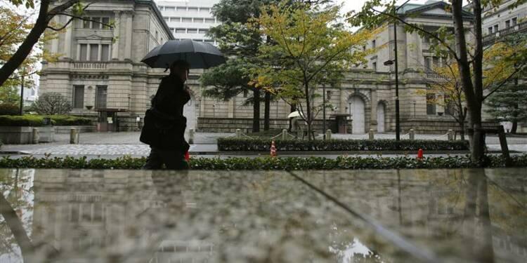 La BoJ pourrait agir davantage pour lutter contre la déflation