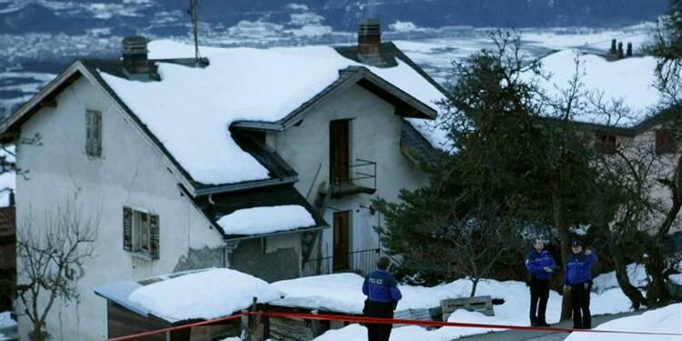 Un homme tue trois personnes par balles dans le Valais suisse