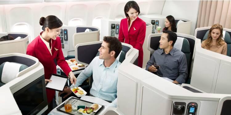 Confort à bord des avions : les bonnes surprises des compagnies aériennes pour 2011