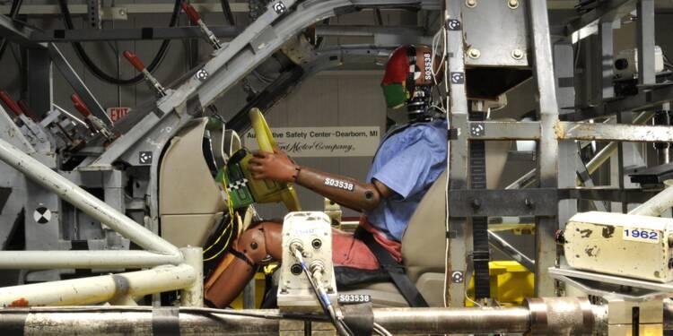 Les constructeurs automobiles investissent des milliards pour améliorer la sécurité
