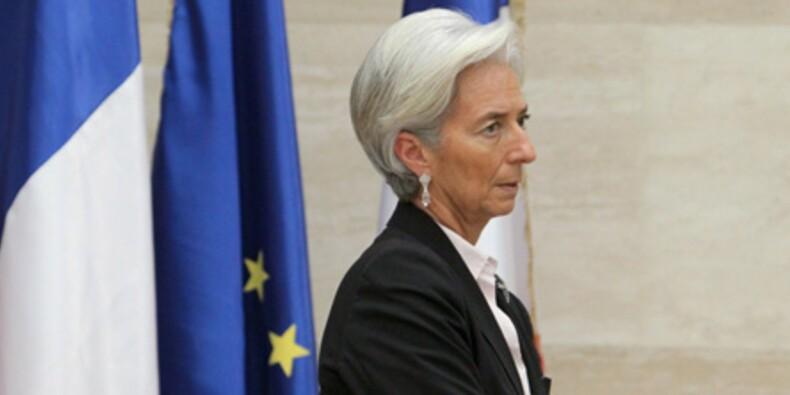 Christine Lagarde s'immisce dans la politique économique allemande
