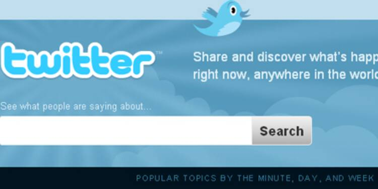 Le patron de Twitter envisage une introduction en Bourse