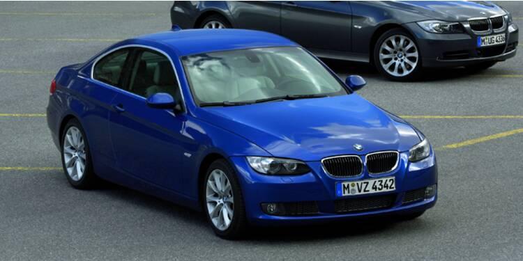 BMW a réalisé un record de ventes en août dernier