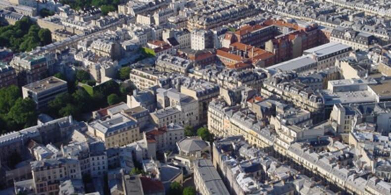 Les prix de l'immobilier pourraient encore baisser, selon un économiste du FMI
