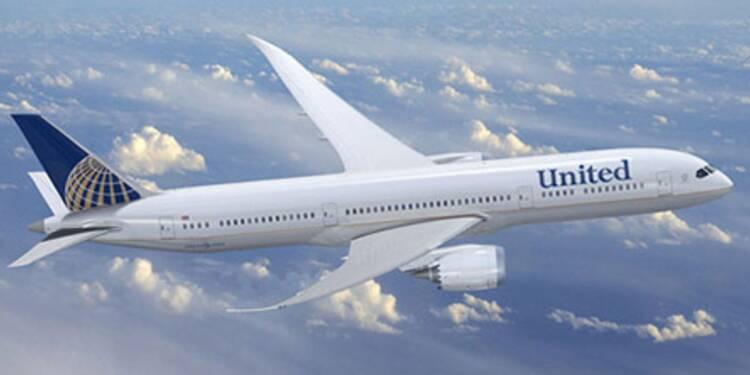 United Airlines et Continental Airlines fusionnent pour devenir numéro 1 mondial