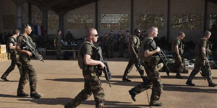 Giscard inquiet de risques d'évolution néocolonialiste au Mali
