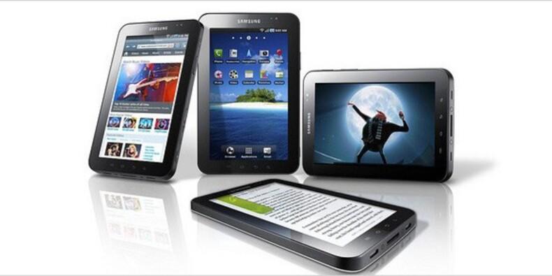 J'ai testé… la Galaxy Tab de Samsung
