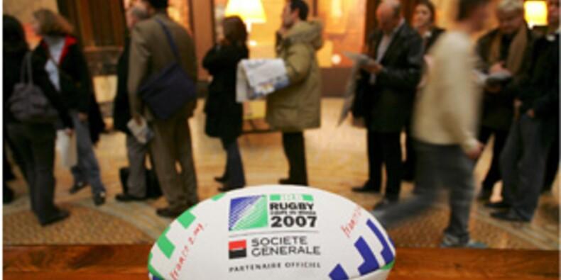 H/F, Bac+5, exp. Coupe du monde de rugby cherche CDI