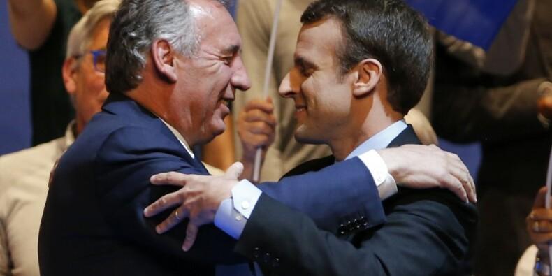 Un accord trouvé entre le MoDem et La République en marche pour sortir de la crise