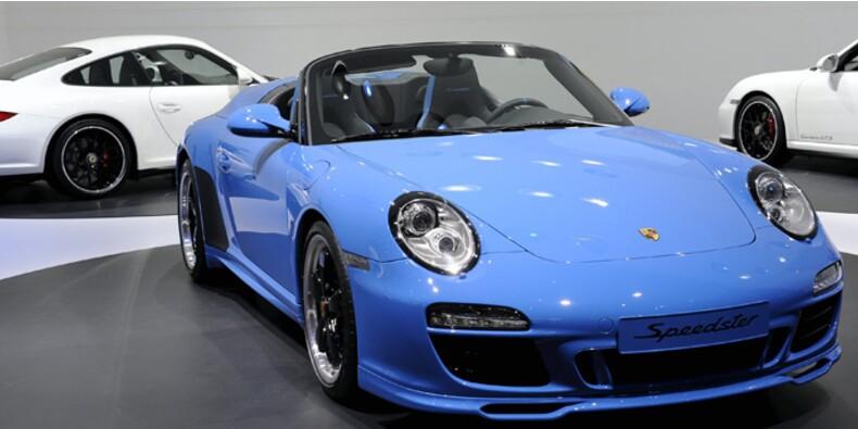 Porsche 911, ou l'art de changer sans changer
