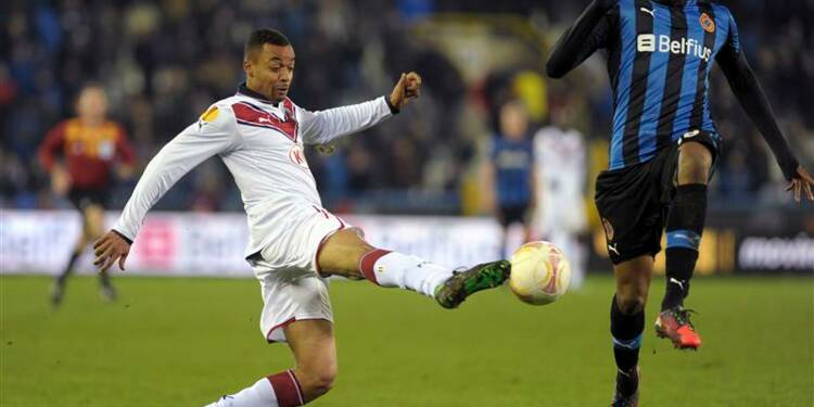 Ligue Europa: Bordeaux rejoint Lyon, l'OM éliminé