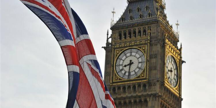 Le AAA britannique menacé en cas d'échec des mesures budgétaires