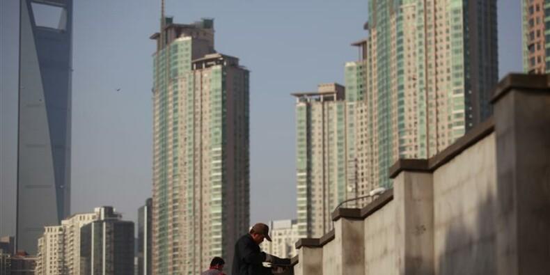 La croissance chinoise devrait rebondir à 7,8% au 4ème trimestre