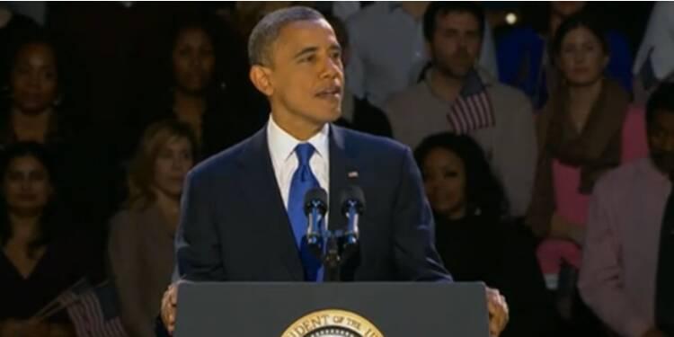 Le discours du Président Obama en direct