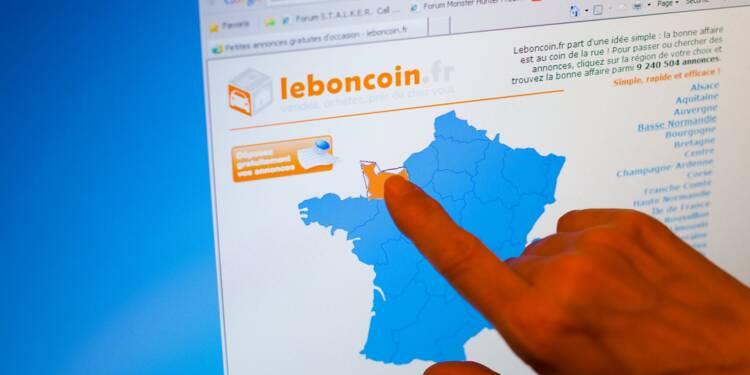 Leboncoin.fr se fait une place sur le marché des petites annonces immobilières