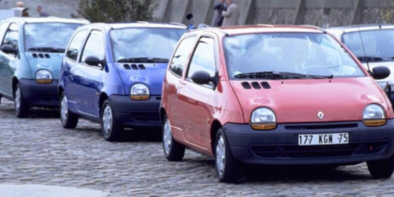 La Twingo, voiture la plus volée en France