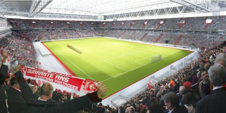 Le nouveau stade de Nancy, un gouffre financier… au frais des contribuables