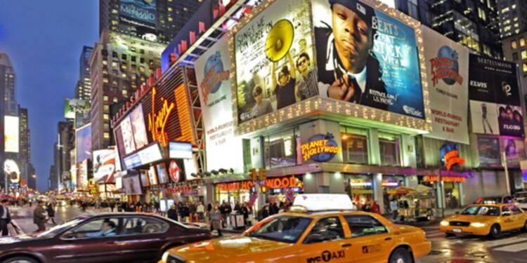 Quoi de neuf à New York ?