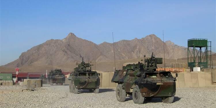 Retour de 1.000 militaires français d'Afghanistan d'ici l'été