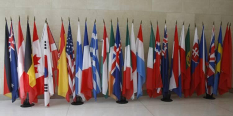 Crise économique, du jamais vu depuis 50 ans pour les pays de l'OCDE