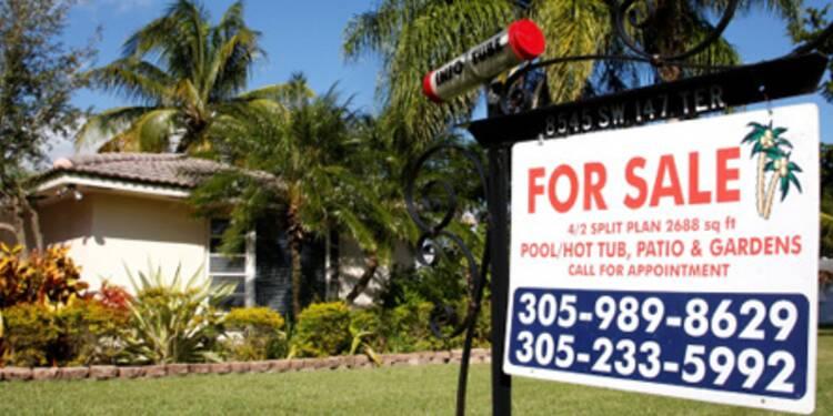 Reprise en trompe-l'œil pour l'immobilier américain